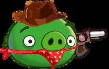 Cowboy Pig (Dave11)-0