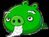 9000 Year Old Ultra Mega Gigantic Ultramassive Giga Monster Pig