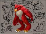 Star Angry Birds: Origenes