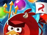 Demon Red Bird