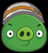 Helmet Pig ABLA-0