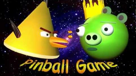 PINBALL BIRDS ♫ 3D animation spoof using ANGRY BIRDS as Pinballs ☺ FunVideoTV - Style;-))
