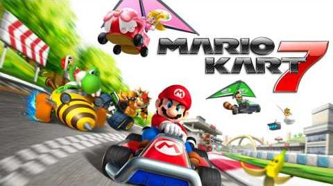 Rosalina's Ice World - Mario Kart 7 OST
