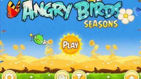 Angry Bird's Music - Summer Pignic Theme