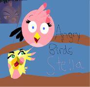Avatar 4-Angry Birds Stella