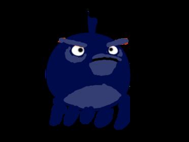 Squid bomb