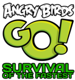 Angry Birds Go - Survival of the Fastest