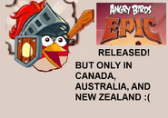 Avatar 7 - ABE Released in AUS, CAN, NZ