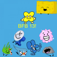 BFB 13 IS HERE!!! icon