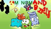 Om nom and birds