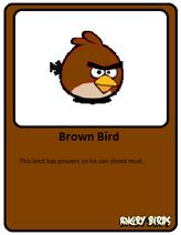 Brown-card