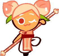 Peach Cookie