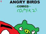 Angry Birds Comics (Redbird07)/Comics 1