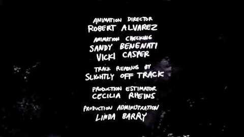 Regular Show Credits,(Exit 9B)