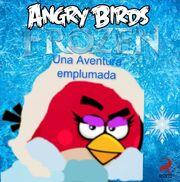 Angry birds frozen logo