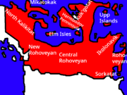 Regions of Rohoveyan