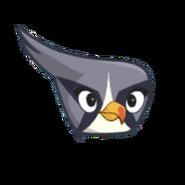 Silver The Falcon