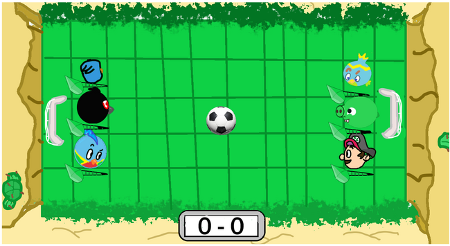 Soccerbrawl Event Map