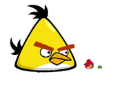 Mighty Yellow Bird