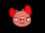 Angry Birds Devil Pig