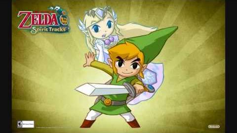 Full Length Duet The Legend of Zelda Spirit Tracks - Link & Zelda's Duet-0