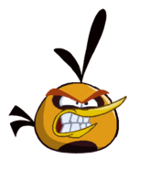 BubblesToons angry