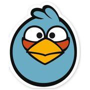 Blue Cut Bird