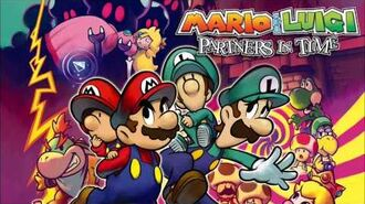 Gritzy Desert - Mario & Luigi Partners in Time OST