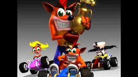 Crash Team Racing - Boss Race Music