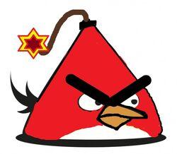 Żołty-zły-ptak-wektor 646629
