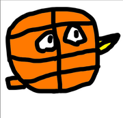 Basket Ball Bird