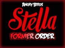 Stella Former Order Logo