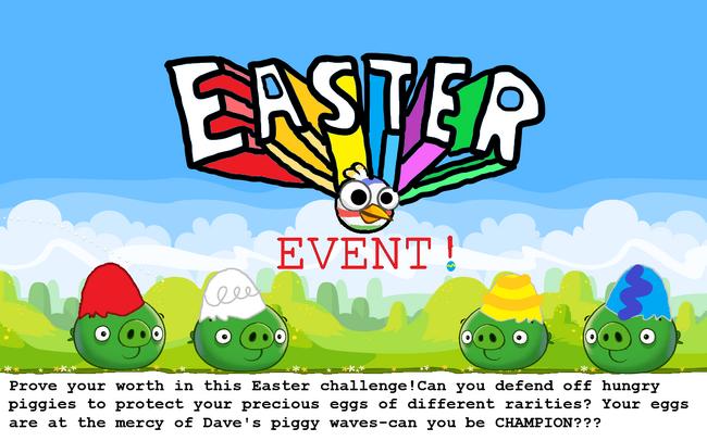 EasterEvent Poster
