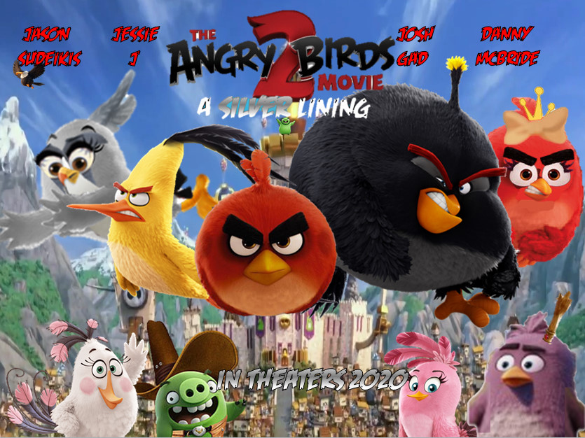 The Angry Birds Movie 2 A Silver Lining Angry Birds Fanon Wiki
