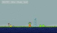 Angry Birds - Level 22-3 - Rainy Days