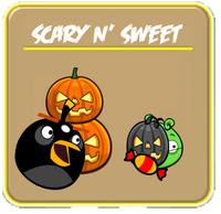 Scary n sweet