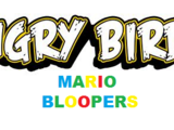 Angry Birds Mario Bloopers