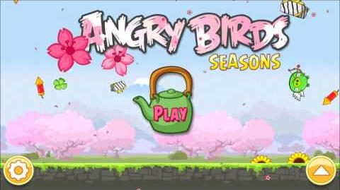 Cherry Blossom - Angry Birds Seasons Music 2