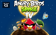 Angry Birds Space TV
