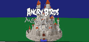 Angry birds medieval times