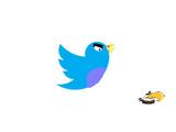 Mighty Twitter Bird