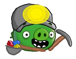 Miner Pig-0