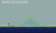 Angry Birds - Level 22-4 - Rainy Days