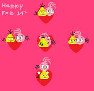 HappyFeb14ChuckStella