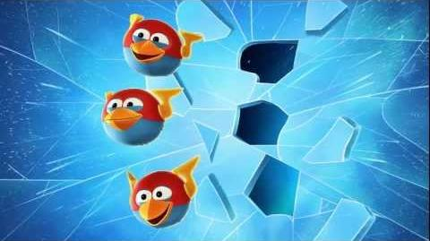 Blue Birds are back in Angry Birds Space on March 22