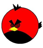 Mega Red Bird