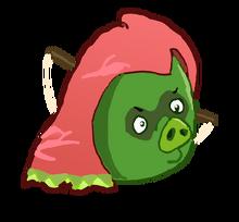 Crossbow Boss Pig