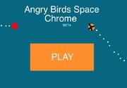 Main menu chrome angry birds space