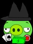 Gambler Pig