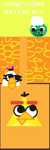 HoneycombWaterfall